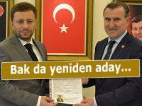Osman Aşkın Bak yeniden aday adayı oldu