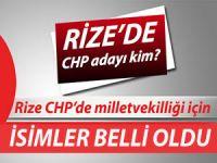 RİZE CHP'DE KENAN BIYIK ŞOKU