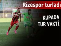 RİZESPOR KUPADA 2-0'LA TUR ATLADI