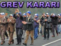 Çayeli Bakır İşletmeleri'nde grev kararı alındı
