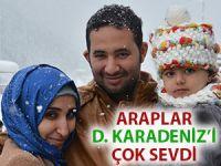 D. Karadeniz'e bu yıl 510 bin Arap turist bekleniyor