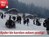 AYDER'DE KARDAN ADAM ŞENLİĞİ