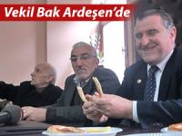 MİLLETVEKİLİ OSMAN AŞKIN BAK ARDEŞEN'DE