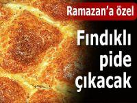 RAMAZAN'DA FINDIKLI PİDE