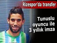 Rizespor Yakoubi ile anlaştı