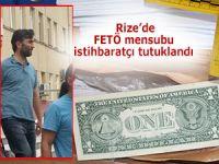 FETÖ mensubu istihbaratçı tutuklandı