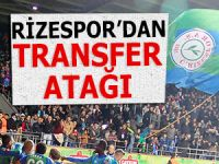 Rizespor'da transfer çalışmaları
