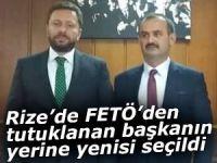 FETÖ'den tutuklanan başkanın yerine yenisi getirildi