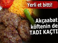 Yerli et üretimi azaldı, vatandaşın damak tadı bozuldu