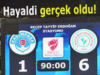 Rizespor Kasımpaşa'yı ters köşe etti!