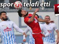 Pazarspor Kemer mağlubiyetini Silivri galibiyetiyle telafi etti