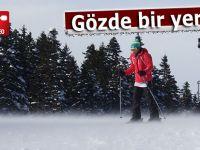 Kış turizminin yeni gözdesi: Atabarı Kayak Merkezi