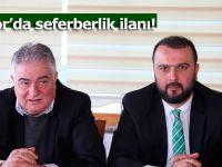 Rizespor'da seferberlik ilan edildi!