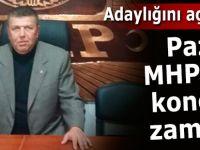 Pazar MHP'de kongre zamanı