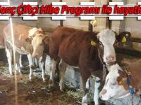 Genç Çiftçi Hibe Programı ile hayatları değişti