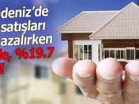 D.Karadeniz'de konut satışları yüzde 2,2 oranında azaldı