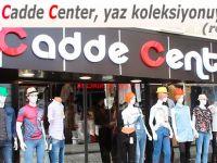 Pazar'da Cadde Center, yaz koleksiyonuyla iddialı (reklamdır)