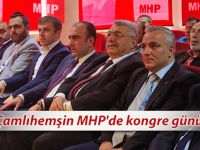 Çamlıhemşin MHP'de kongre günü