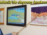 """Uzmanlar uyarıyor """"Trabzon-Erzurum depremlerine dikkat"""""""