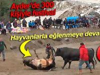 Ayder'de 300 kişi ile festival düzenlendi!