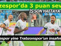 Rizespor yine Trabzonspor'un insafına kaldı!