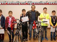 Çayeli Belediyesi öğrencileri sevindirdi