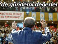 Cumhurbaşkanı Erdoğan Rize'de gündemi değerlendirdi