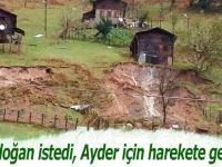 Erdoğan istedi, Ayder için harekete geçildi!