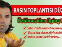 """Üzülmez: """"Rizespor kısaca yumuşak takım!"""""""