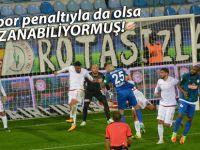 Rizespor penaltıyla da olsa KAZANABİLİYORMUŞ!
