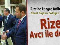 AK Parti Rize'de Kongre tarihi belli oldu
