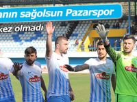 Pazarspor, evinde Erzincan'a mağlup oldu