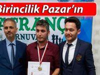 BİRİNCİLİK PAZAR'IN