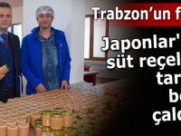 Japonlar'dan süt reçelinin tarifini böyle çaldılar