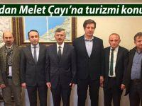 Batum'dan Melet Çayı'na turizmi konuştular