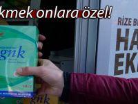Rize Belediyesi'nden Çölyak hastalarına glutensiz ekmek satışı