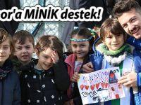 Rizespor'a MİNİK destek!