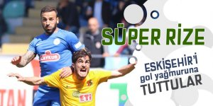Rizespor Süper Lig aşkına vurdu!