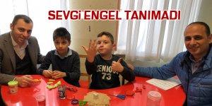 SEVGİ ENGEL TANIMADI