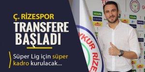 Rizespor, Ali Çamdalı ile prensipte anlaştı