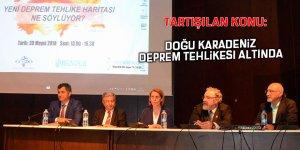 Doğu Karadeniz deprem tehlikesi altında