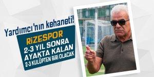 Rizespor 2-3 sene sonra ayakta kalan bir kaç kulüpten biri olacak!