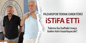 Pazarspor'da hoca değişikliği