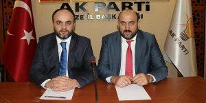 Rize AK Parti'de seçim çalışmaları başladı