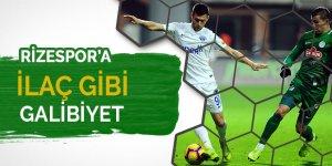 Rizespor Kasımpaşa'yı deplasmanda mağlup etti