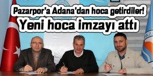 Pazarpor'a Adana'dan hoca getirdiler!