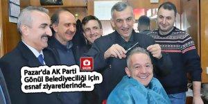 Pazar'da Gönül Belediyeciliği