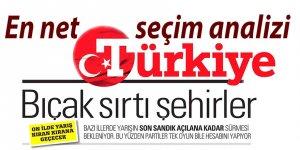 Türkiye seçiminde kilit parti HDP!