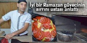 İyi bir Ramazan güvecinin sırrını ustası anlattı