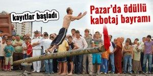 Pazar'da ödüllü Kabotaj Bayramı için kayıtlar başladı